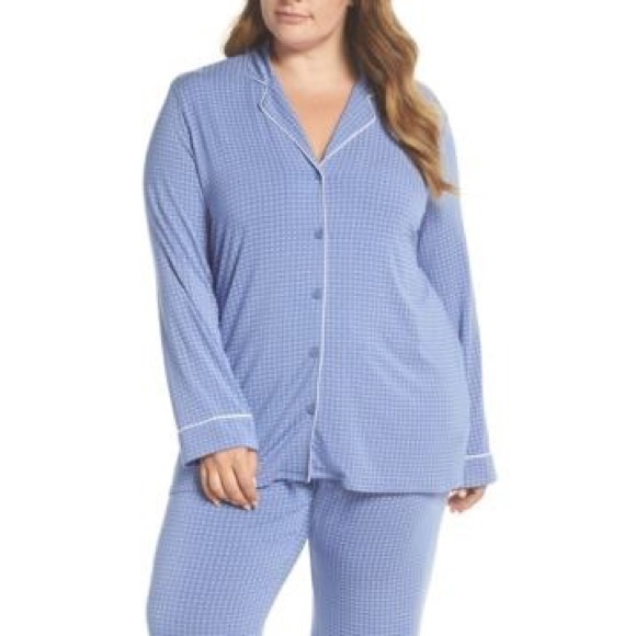 Nordstrom Other - Nordstrom lingerie moonlight pajamas new 2X
